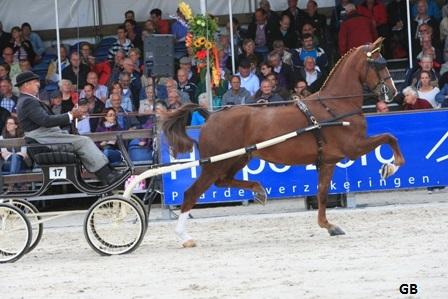 Ermalya vierde in Finale der Nationale